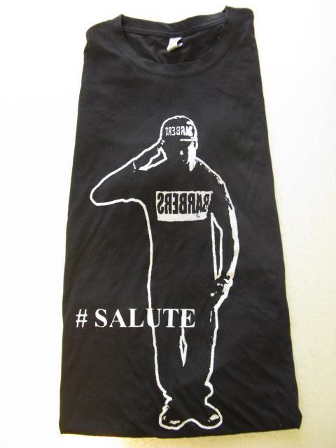 Barber Salute T-Shirt