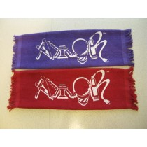 "Barber Love® ""Amor"" Fringed Spirit Towel"