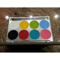 Fantasy Crème Color Pallet Teal