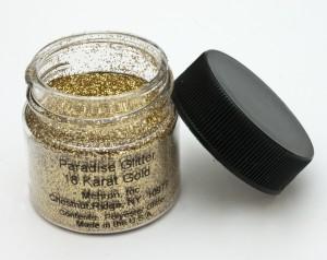 Gold Loose Glitter